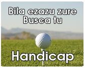 Busca tu handicap